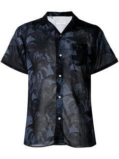 рубашка с цветочным принтом Officine Generale