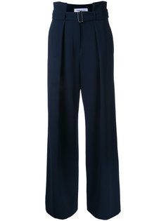 Crepe Oxford trousers Bianca Spender