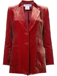 Velvet Parlour jacket Bianca Spender