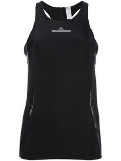 топ с принтом-логотипом Adidas By Stella Mccartney