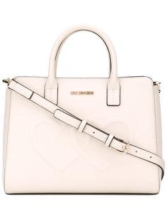 классическая сумка-тоут  Love Moschino