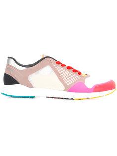 кроссовки с контрастными панелями Adidas By Stella Mccartney