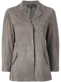 замшевая куртка Salvatore Ferragamo
