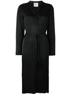 платье-шифт с поясом Forte Forte