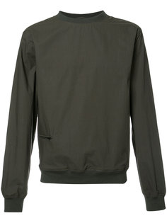 zipped pocket sweatshirt Lemaire