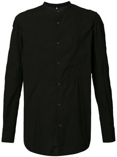 band collar shirt Ziggy Chen