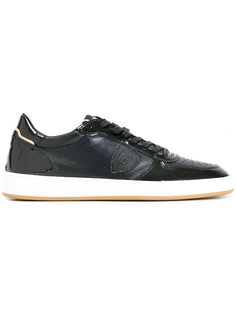 lateral patch sneakers Philippe Model