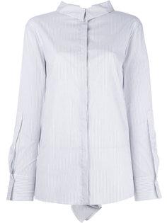 полосатая рубашка с плиссированными рукавами Dorothee Schumacher