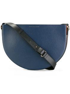 маленькая сумка через плечо Halfmoon Victoria Beckham