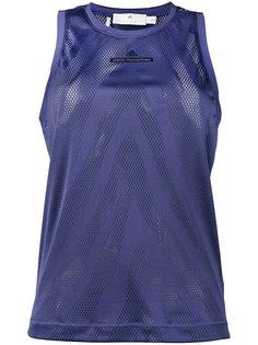 топ с перфорацией Adidas By Stella Mccartney