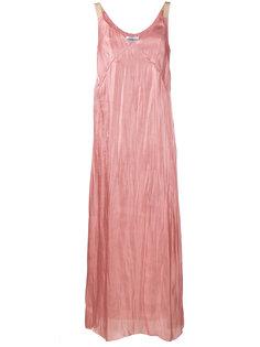 вечернее платье с стиле комбинации Walk Of Shame
