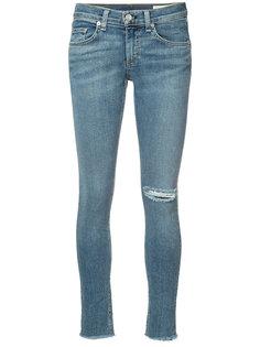ripped skinny jeans Rag & Bone /Jean