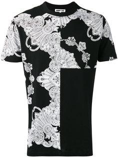 футболка Ghotic McQ Alexander McQueen