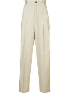 pleated front trousers Icosae