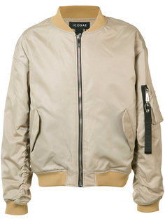 octopus patch bomber jacket Icosae