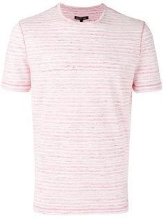 футболка в полоску Michael Kors