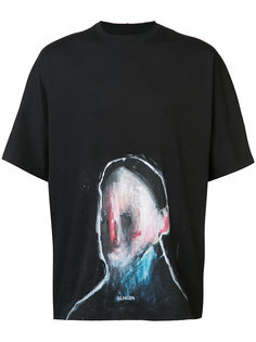 Head 111 print T-shirt Icosae