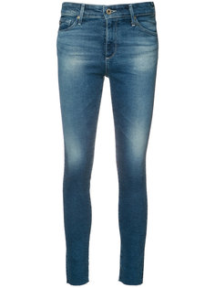 super skinny cropped jeans Ag Jeans