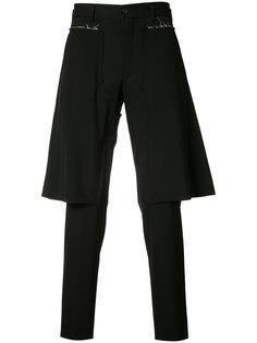 layered trousers Comme Des Garçons Homme Plus