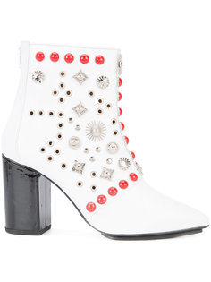 studded ankle boots Toga
