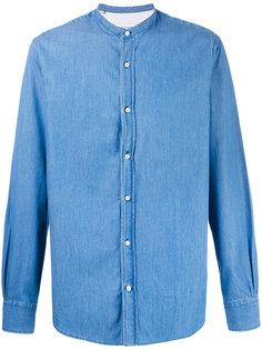 классическая джинсовая рубашка Officine Generale