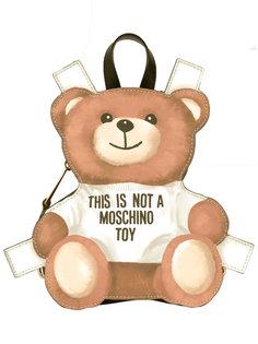 рюкзак в форме медведя Moschino