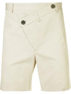 dropped waist shorts Icosae