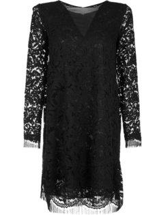 lace shift dress  Adam Lippes