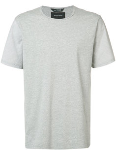 round neck T-shirt Wings+Horns
