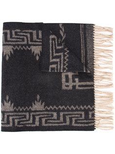 fringed scarf Rrl