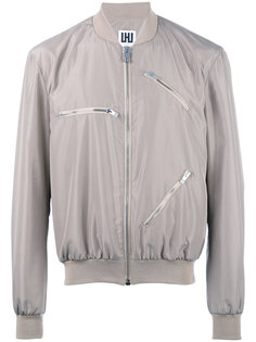 multi-zippers bomber jacket Les Hommes Urban