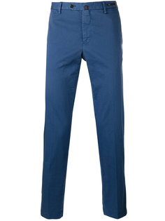 cropped tapered trousers Pt01