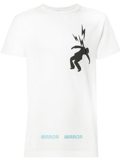 logo print T-shirt  Off-White