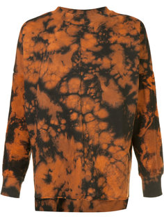 bleached sweatshirt  Daniel Patrick