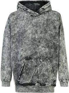 acid wash hoodie  Daniel Patrick