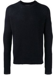 open knit jumper Iris Von Arnim