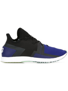 elasticated lace-up sneakers Y-3