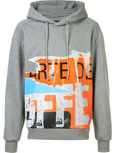 printed hoodie  Juun.J