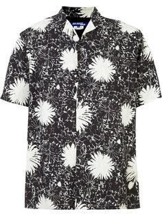 short-sleeve floral shirt  Junya Watanabe Comme Des Garçons