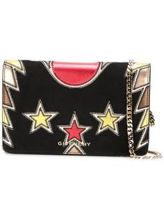 декорированный кошелек Pandora на цепочке Givenchy