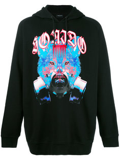 толстовка Tomas с капюшоном Marcelo Burlon County Of Milan