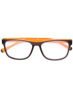rectangular frame glasses Dolce & Gabbana