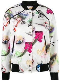куртка-бомбер Visage  Kenzo
