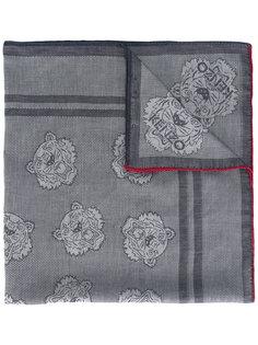 платок с узором Kenzo