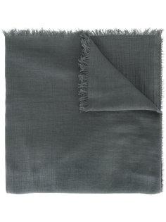 тканый шарф Rick Owens