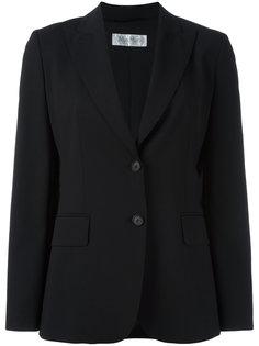 пиджак с застежкой на две пуговицы Max Mara