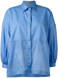 рубашка с пышными рукавами  Ermanno Scervino