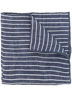 полосатый шарф Brunello Cucinelli