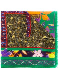 платок Hindu с узором Etro