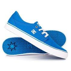 Кеды кроссовки низкие детские DC Trase Tx Blue